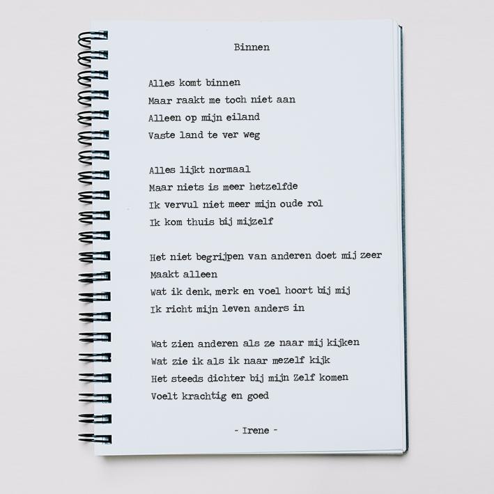 gedicht Binnen